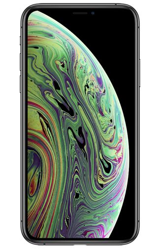 Productafbeelding van de Apple iPhone XS 512GB Black