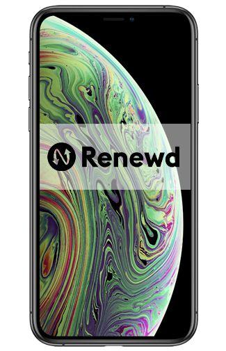 Productafbeelding van de Apple iPhone XS 64GB Black Refurbished