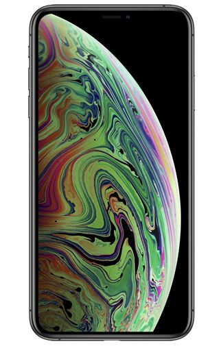 Productafbeelding van de Apple iPhone XS Max 512GB Black