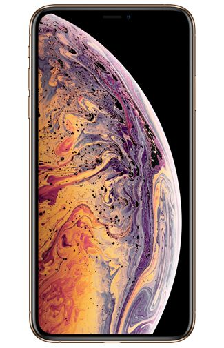 Productafbeelding van de Apple iPhone XS Max 64GB Gold