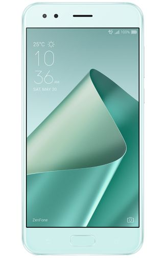 Productafbeelding Asus Zenfone 4 Green