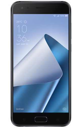 Productafbeelding Asus Zenfone 4 Black