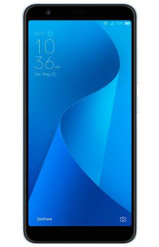 Productafbeelding van de Asus Zenfone Max Plus Silver