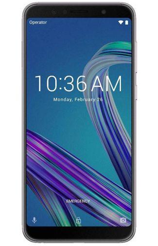 Productafbeelding van de Asus Zenfone Max Pro Silver