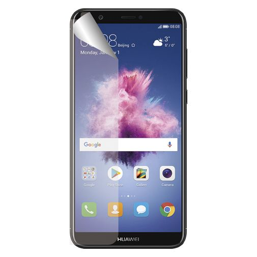 Productafbeelding van de Azuri Clear Screenprotector Huawei P Smart 2-Pack