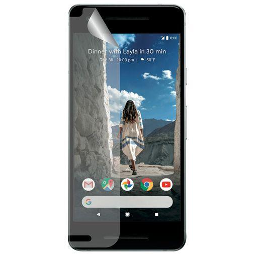 Azuri Ultra Clear Screenprotector Google Pixel 2 2-Pack