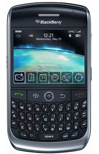BlackBerry Curve 8900 Black
