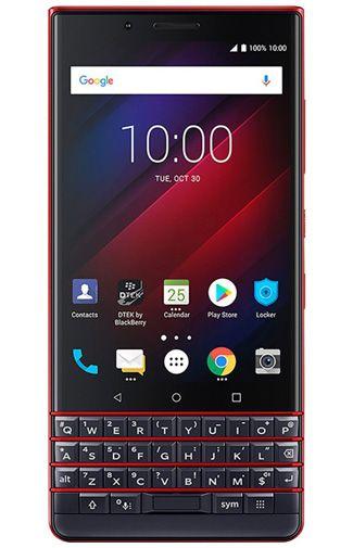 Productafbeelding van de BlackBerry KEY2 LE Dual Sim 64GB Red