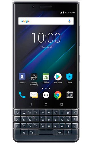 Productafbeelding van de BlackBerry KEY2 LE 32GB Blue