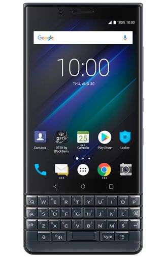 Productafbeelding van de BlackBerry KEY2 LE Dual Sim 64GB Black