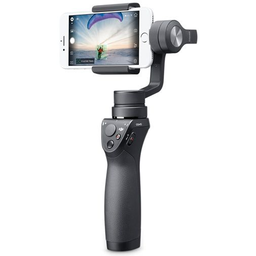 Productafbeelding van de DJI Osmo Mobile Handheld Gimbal Black