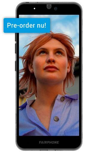 Productafbeelding van de Fairphone 3