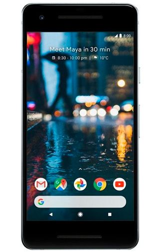 Productafbeelding Google Pixel 2 64GB White
