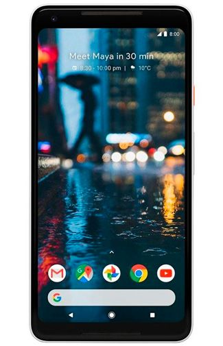 Productafbeelding van de Google Pixel 2 XL 128GB White
