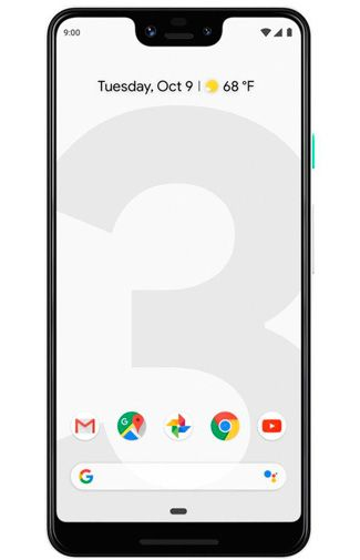 Productafbeelding van de Google Pixel 3 XL 128GB White