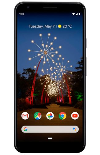 Productafbeelding van de Google Pixel 3a XL 64GB Black
