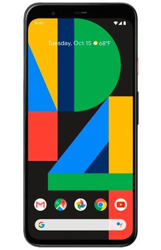 Productafbeelding van de Google Pixel 4 64GB Orange