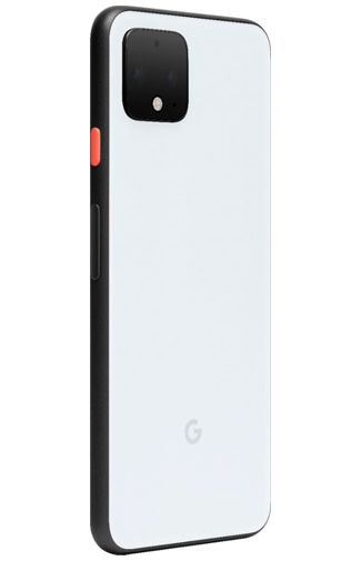 Pixel 4 Clearly White