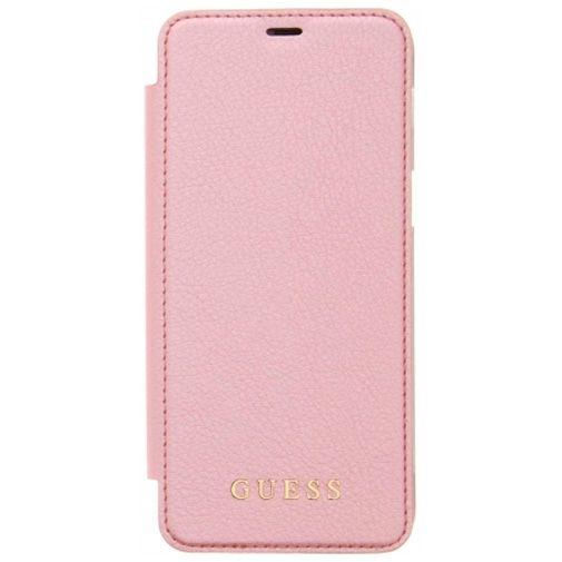 Guess Iridescent Book Case Rose Gold Samsung Galaxy S8