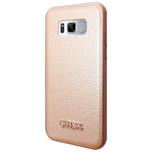 Guess Iridescent Hard Case Gold Samsung Galaxy S8
