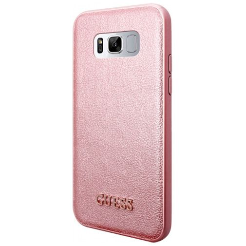 Guess Iridescent Hard Case Rose Gold Samsung Galaxy S8