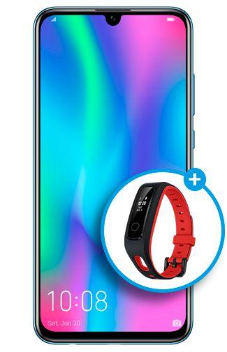 Productafbeelding van de Honor 10 Lite Blue
