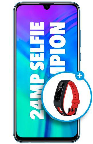 Productafbeelding van de Honor 10 Lite Sky Blue