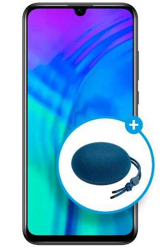 Honor 20 Lite Black