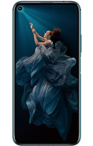 Productafbeelding van de Honor 20 Pro Blue