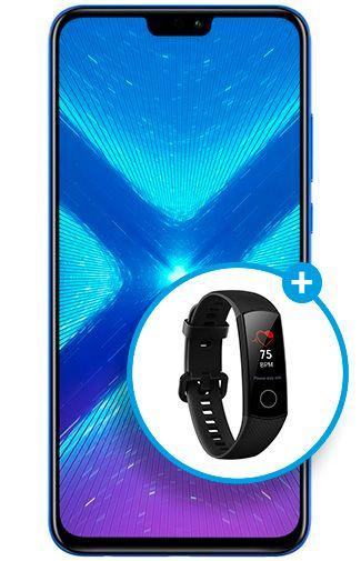 Productafbeelding van de Honor 8X 64GB Blue
