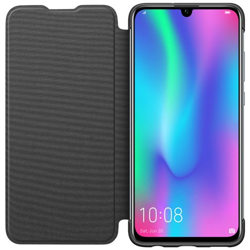 Productafbeelding van de Honor Flip Cover Black Honor 10 Lite