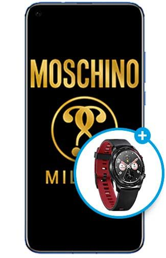 Honor View 20 Moschino Edition Phantom Blue