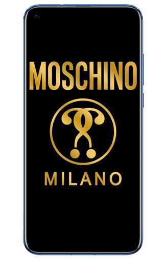 Productafbeelding van de Honor View 20 Moschino Edition Phantom Blue