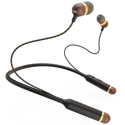 House of Marley Smile Jamaica Bluetooth Black/Gold
