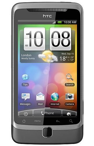 Productafbeelding HTC Desire Z T-Mobile