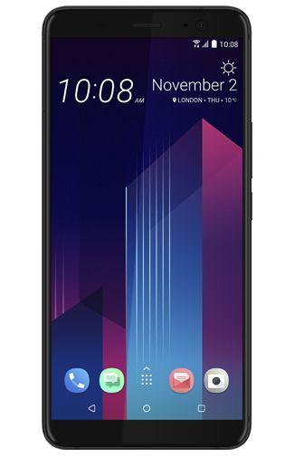 Productafbeelding van de HTC U11+ Translucent Black