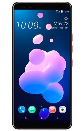 HTC U12+ Dual Sim Red
