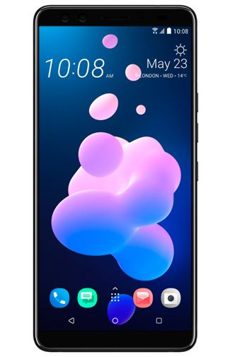 Productafbeelding van de HTC U12+ Dual Sim Translucent Blue