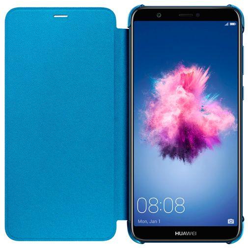 Huawei Flip Cover Blue Huawei P Smart