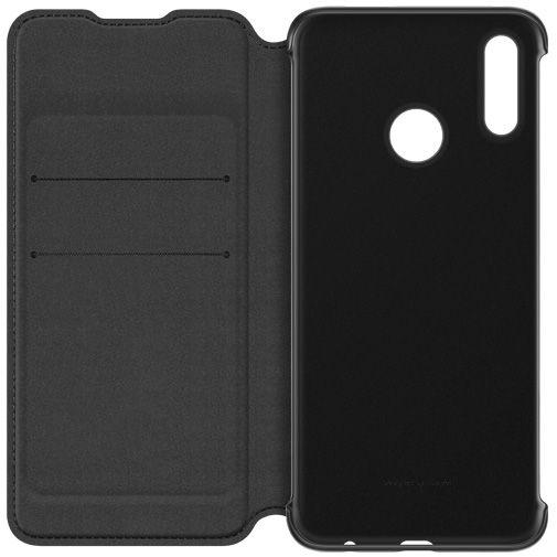 Huawei Flip Cover Black Huawei P Smart (2019)