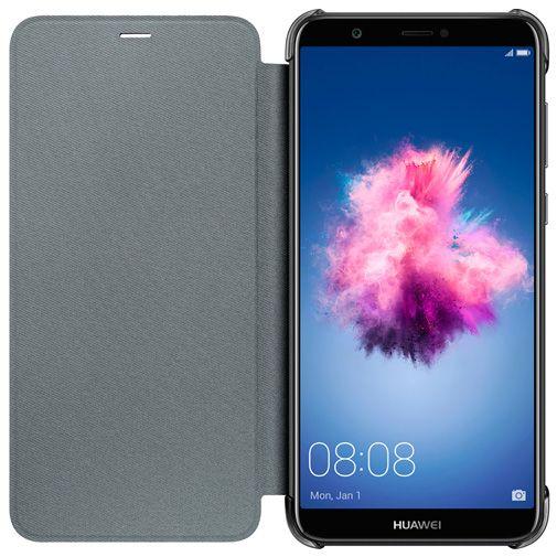 Huawei Flip Cover Black Huawei P Smart