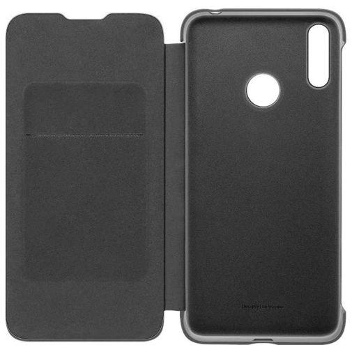 Productafbeelding van de Huawei Flip Cover Black Huawei Y7 (2019)