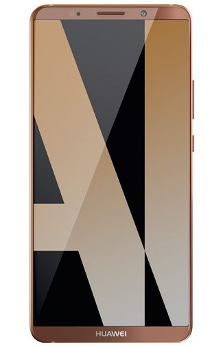 Productafbeelding Huawei Mate 10 Pro 64GB Brown
