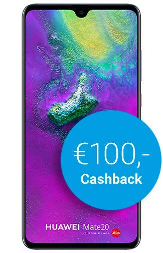 Productafbeelding van de Huawei Mate 20 Blue