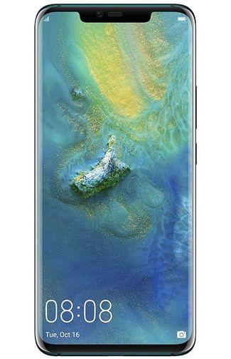 Productafbeelding van de Huawei Mate 20 Pro Dual Sim Green