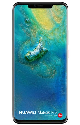 Productafbeelding van de Huawei Mate 20 Pro Single Sim