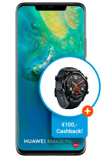 Productafbeelding van de Huawei Mate 20 Pro