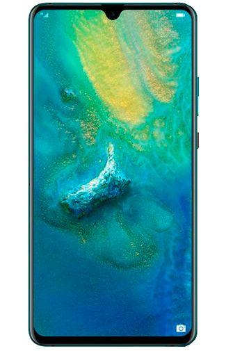 Productafbeelding van de Huawei Mate 20 X 5G Green