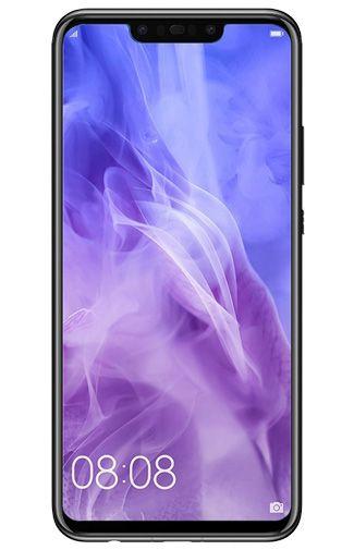 Productafbeelding van de Huawei Nova 3 Black