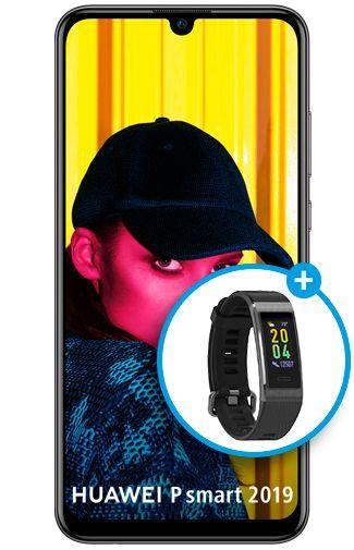 Productafbeelding van de Huawei P Smart 2019 Black